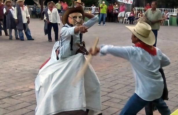 Buscan reivindicar a la Danza del Cortés en Atoyac