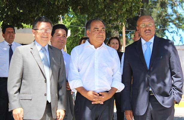 Todo el respaldo de la federación para Astudillo: René Juárez Cisneros