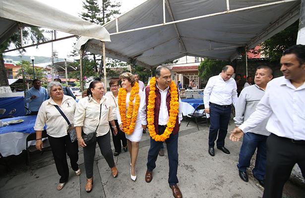 Se reactiva transporte público hacia Chilapa, confirma Astudillo