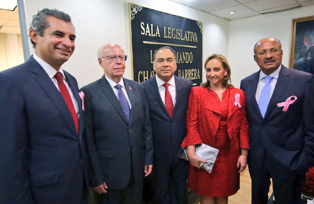 El de Astudillo un informe realista: Claudia Ruiz Massieu