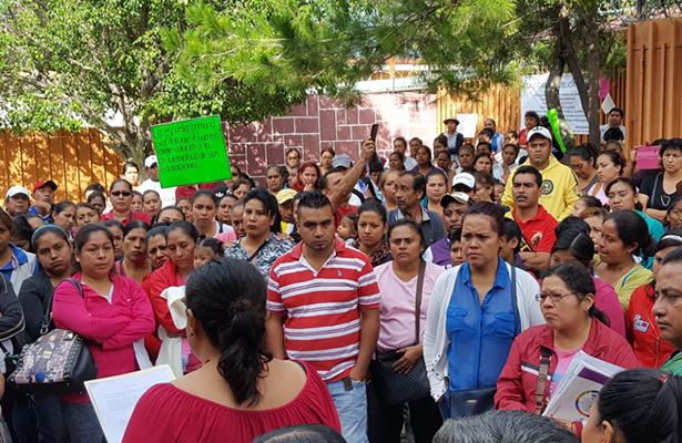 Por daños en su estructura, será demolida la escuela Antonio A. Guerrero en Chilpancingo
