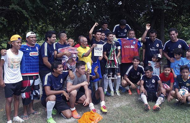 Inter FC Lirios, campeón