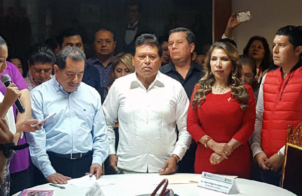 Tendrá nuevo alcalde de Chilpancingo apoyo estatal en el tema de la basura