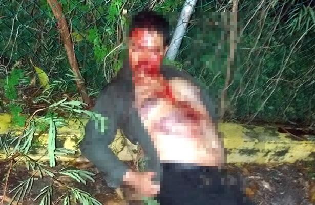 Encuentran cuerpo de taxista con balazo en la cabeza en la colonia Jardín Azteca