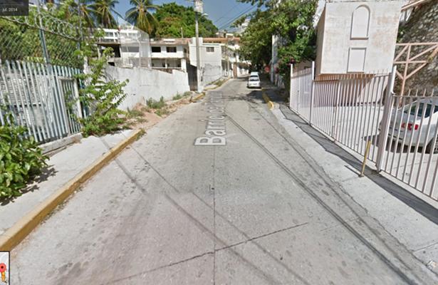 Habitantes del Barrio del Tambuco demandan mejorar las condiciones de las calles