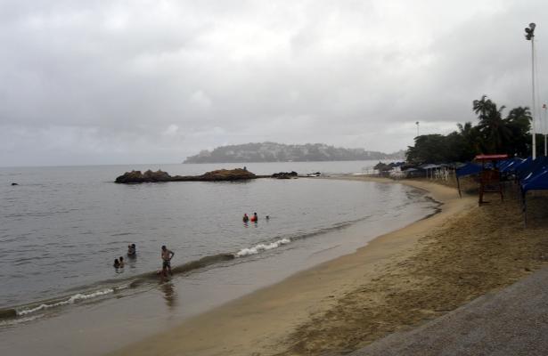 Continuarán lluvias en las siete regiones de Guerrero