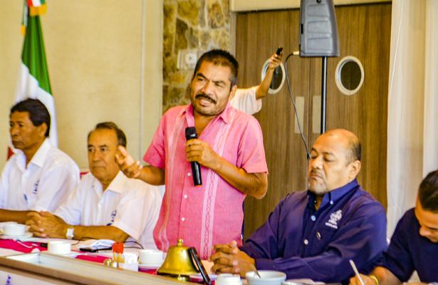 Ataques a FUSDEG son usados para culpar a UPOEG  y desacreditarlos con la sociedad: Bruno Plácido