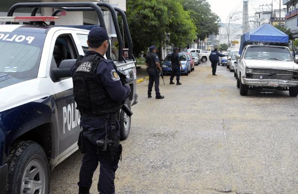 Incrementan operativos de seguridad en Acapulco