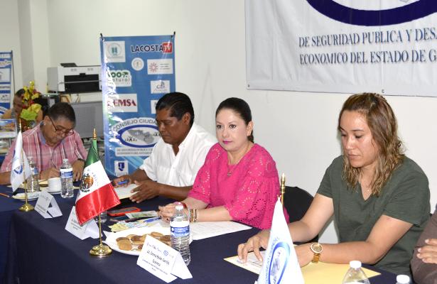 En Guerrero faltan policías para cumplir norma de la ONU: Nybia Solís
