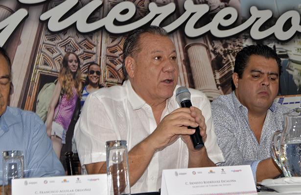 Rechaza Rodríguez Escalona que haya registro de de cierre de 18 mil negocios en Acapulco