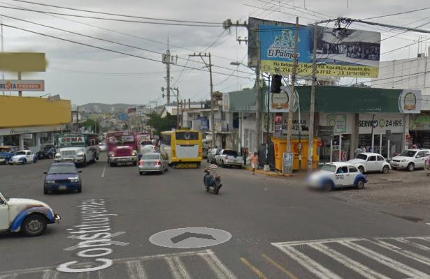 Instalarán paraderos sobre la avenida Constituyentes y Aquiles Serdán
