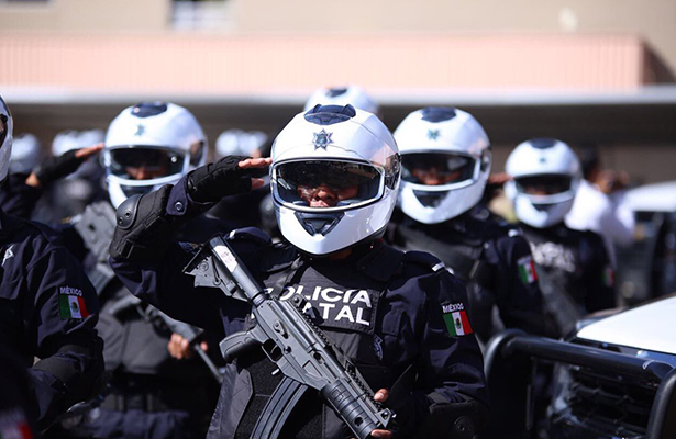 Acción acertada el regreso de 400 elementos de Gendarmería Nacional