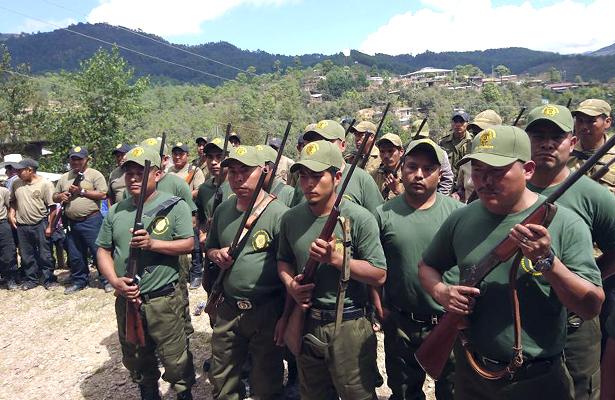 Habitantes del poblado El Peligro crean nueva policía comunitaria