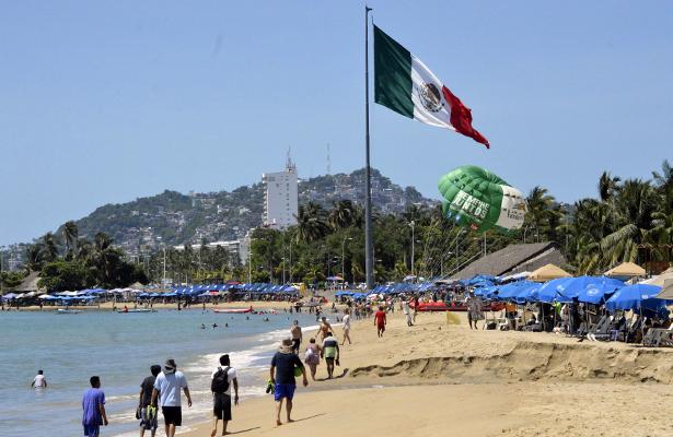 Registra Acapulco ocupación hotelera menor al 50%