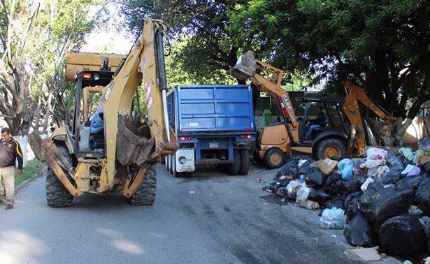 Iguala recibirá basura de Chilpancingo