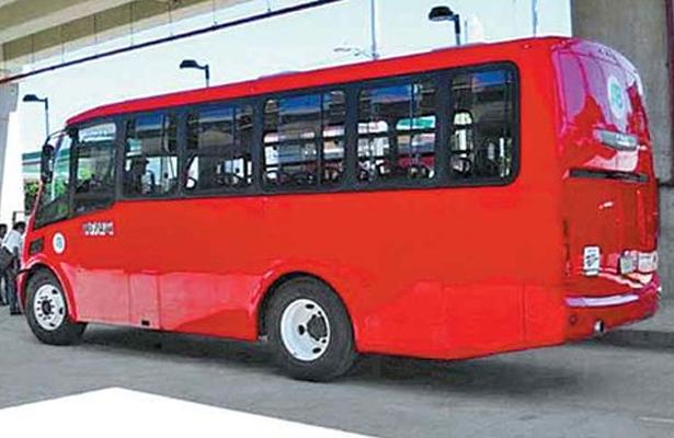 Suspenden servicio de Acabús de la ruta Cruces-Tecnológico