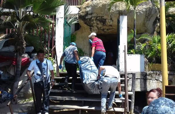 Localizan cadaver en el interior de canal pluvial en Fraccionamiento Condesa