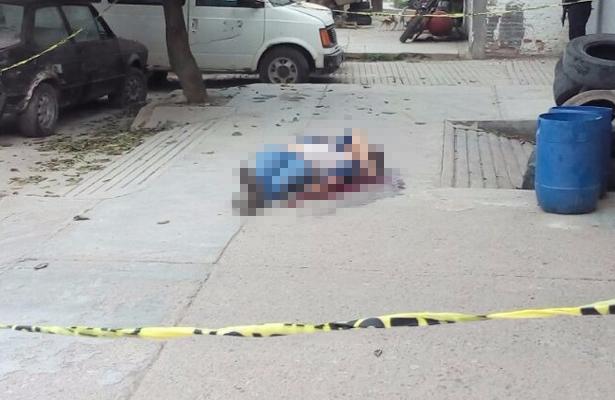 Comando asesina a comerciante en Chilapa