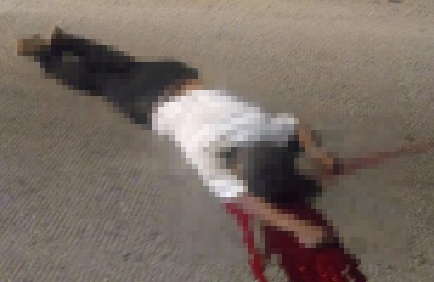 Muere motociclista atropellado ; responsable se dió a la fuga