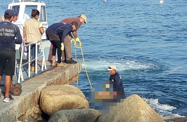 Localizan cuerpo flotando en la Bahía de Acapulco