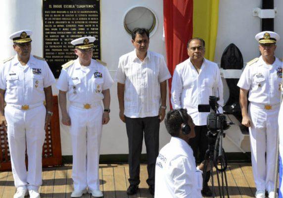 """""""El Caballero de los Mares"""", un orgullo de Acapulco: Astudillo"""
