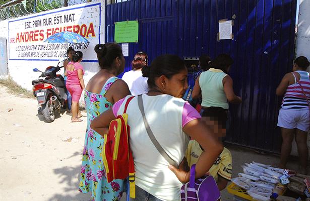 Sin contratiempos, regresan a clases mil 191 escuelas de nivel básico en Acapulco-Coyuca