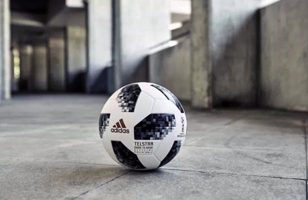 """Revelan balón """"inteligente"""" oficial para la Copa del Mundo Rusia 2018"""