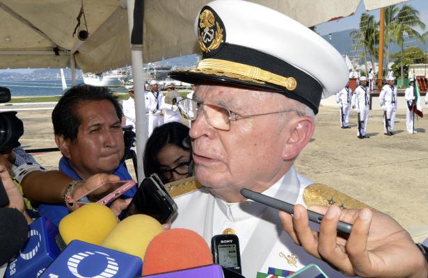 Se ha reorientado estrategia de seguridad en Guerrero: Comandante Fierro Rocha