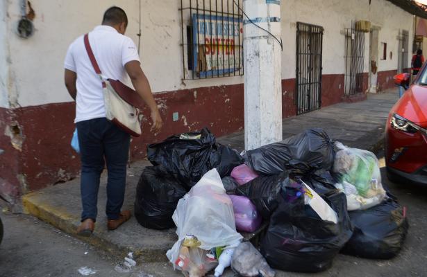 Sin regularizar el problema de la basura en Acapulco