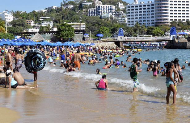 Alcanza Acapulco 64.7% de ocupación hotelera