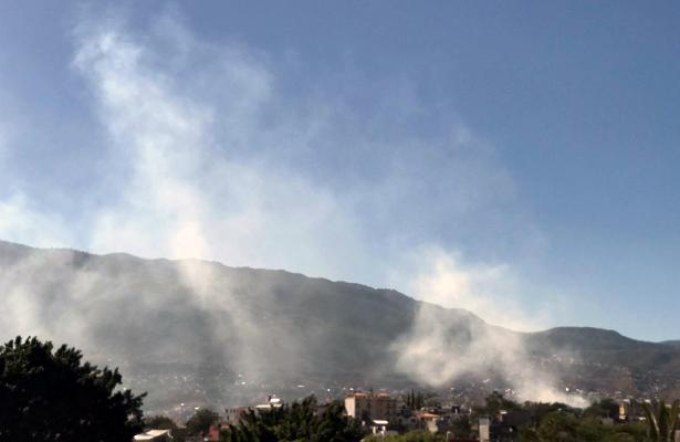 En dos días sucedieron 16 incendios en Chilpancingo