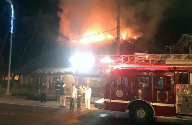 Conmemoración a la virgen de Guadalupe deja dos restaurantes con daños parciales e incidentes menores: PC municipal