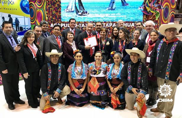Se logró promoción de Guerrero a nivel mundial: Escalona