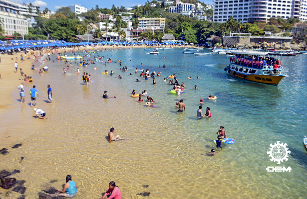 Buscan certificar 5 playas del puerto