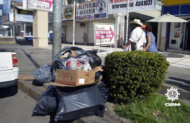 "Continúan proliferando ""puntos negros"" en calles y avenidas de Acapulco"