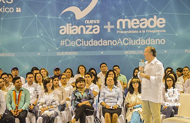 José Antonio Meade visita Acapulco