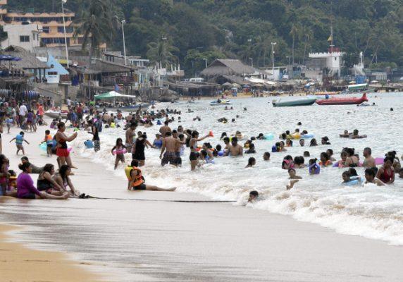 Rebasa Acapulco el 70% de ocupación hotelera