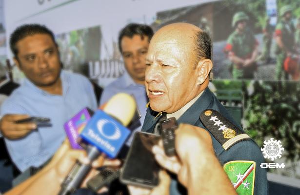 Refuerzan vigilancia en Chilapa; llegan 500 elementos castrenses de la CDMX