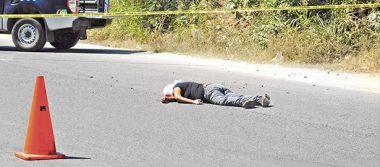 Tiran cuerpo de mujer ejecutada en Zihuatanejo