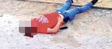 Matan a empleado textilero en Iguala