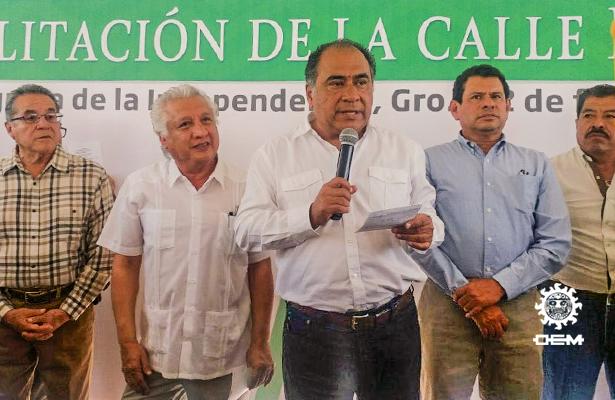 Se dialogará con partidos políticos para ubicar zonas de riesgo: HAF