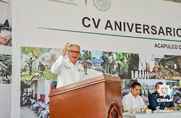 Recomienda Florencio Salazar a aspirantes a cargos públicos a no visitar zonas de riesgo en Guerrero