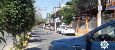 Asesinan a sujeto en la avenida Lázaro Cárdenas