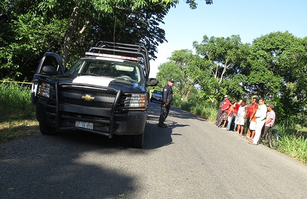 Decapitan a policía preventivo en Tabasco