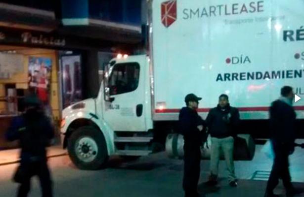Conductor denuncia agresión policíaca en Zacatecas