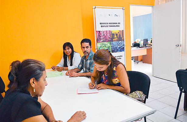 Pese a crisis, empresas ofrecen empleos en Tampico