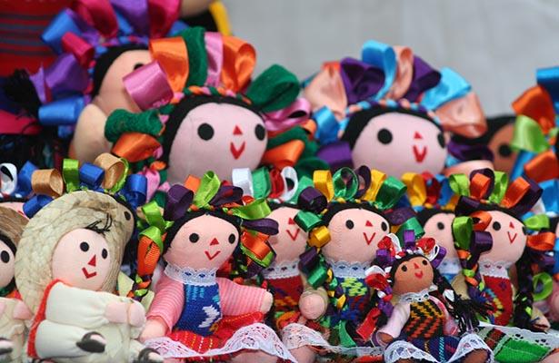 Conoce el Festival Nacional de Muñecas Artesanales
