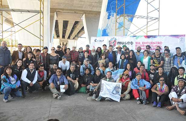 Pintarán Celaya 80 muralistas internacionales