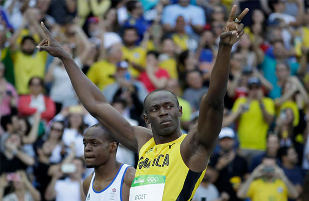 Bolt, el showman del Atletismo, se alista para su documental