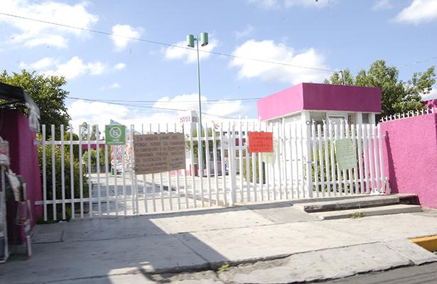 CNTE toma la Secretaría de Educación en Morelia